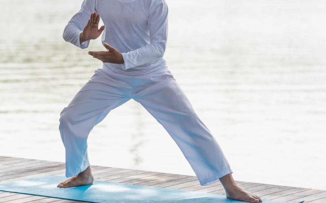 Qi gong and health immunity